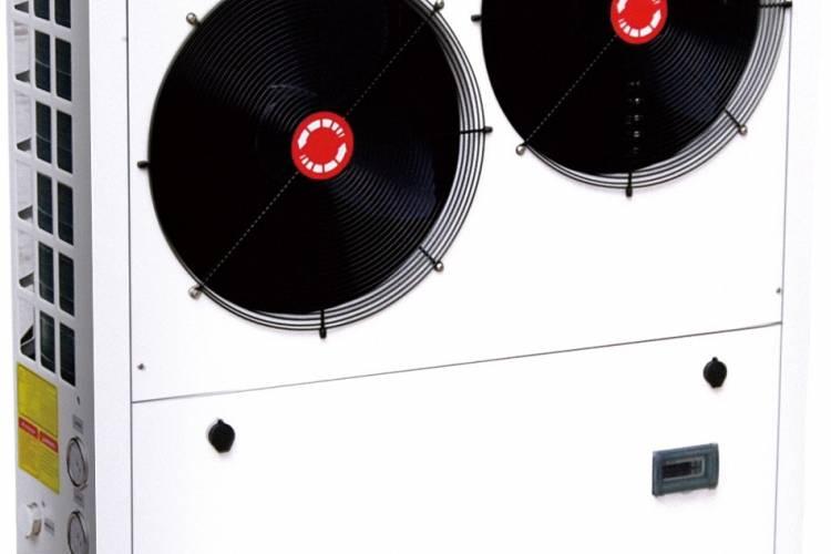 Toplotna pumpa vazduh - voda (KK serija)
